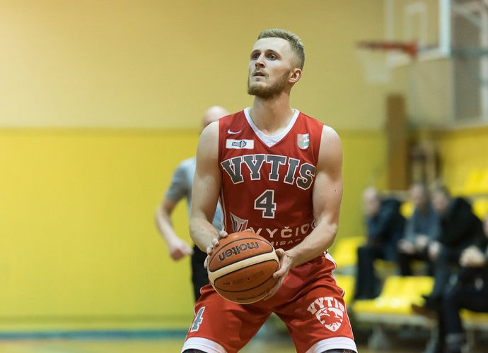L.Grabauskas prarado vietą 3x3 rinktinėje (Dainiaus Lukštos, NKL nuotr.)