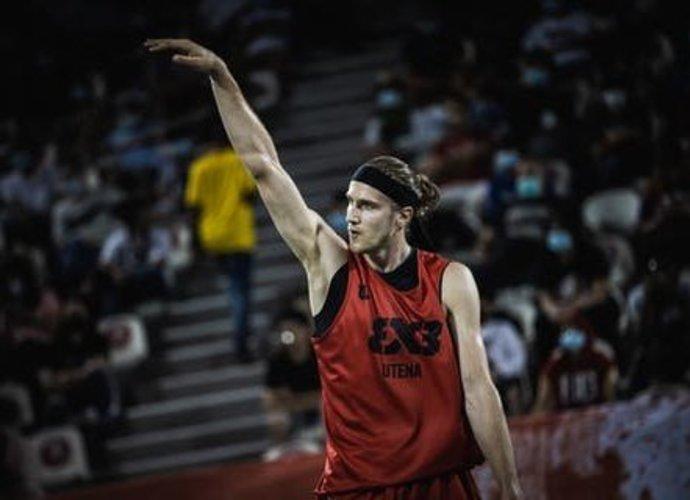 Lietuvos komanda pralaimėjo pusfinalyje (FIBA Europe nuotr.)