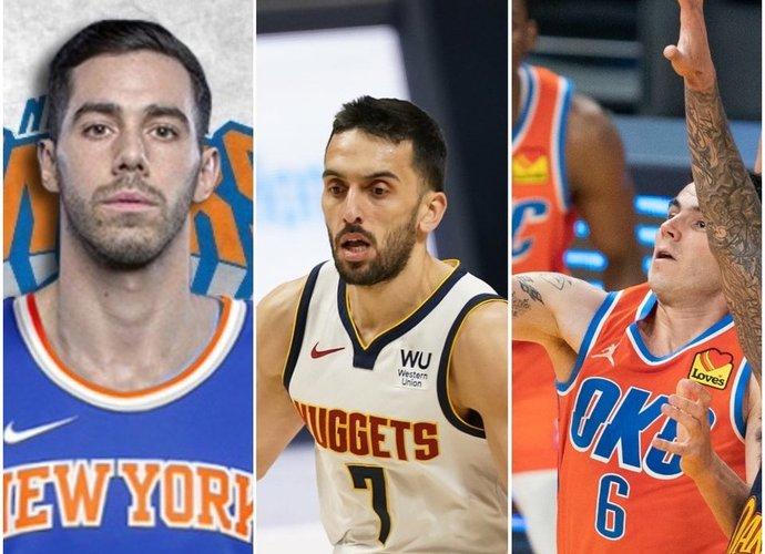 Trys argentiniečiai persikėlė į NBA ir savo klubams atnešė išpirkas