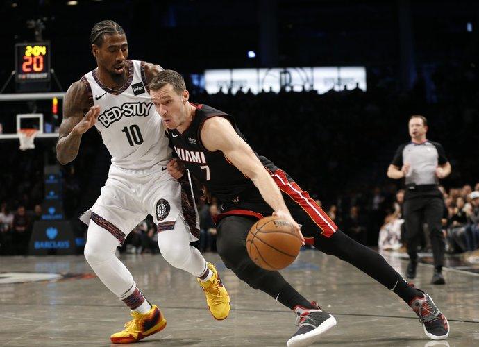 G.Dragičius pratęsė puikų slovėnų vakarą NBA (Scanpix nuotr.)