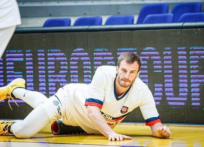 A.Valeika atstovaus Estijos klubui (FIBA Europe nuotr.)