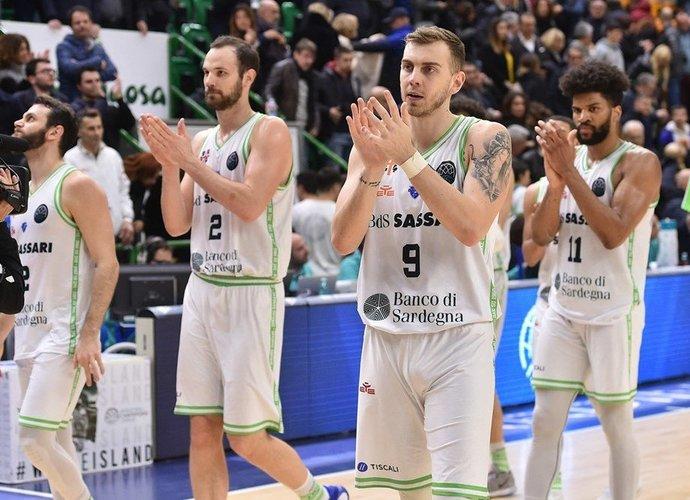 P.Soroko ekipa sulaukė palankaus atsakymo (FIBA Europe nuotr.)