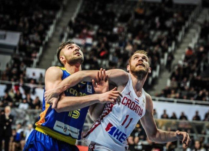 Kroatija atsidūrė nepavydėtinoje situacijoje (FIBA Europe nuotr.)