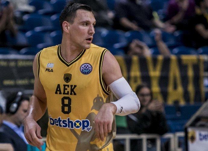 J.Mačiulis gerai kovojo po krepšiais (FIBA Europe nuotr.)