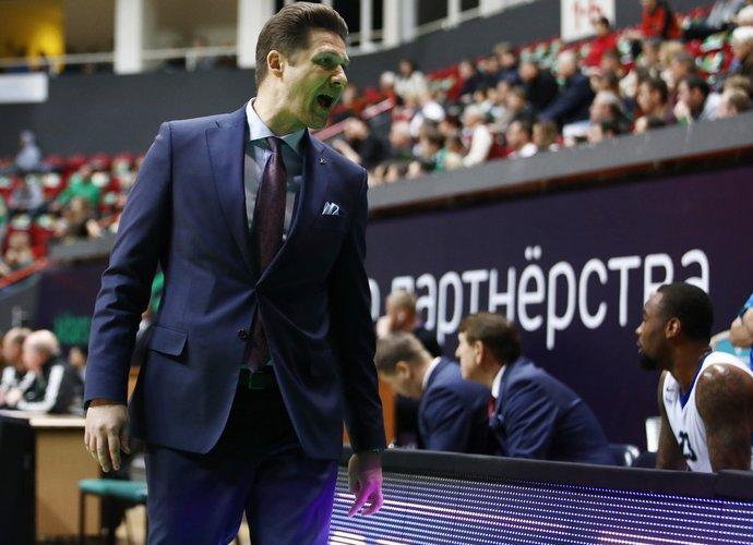 D.Kairio ekipa laimėjo (Vtb-league.com nuotr.)