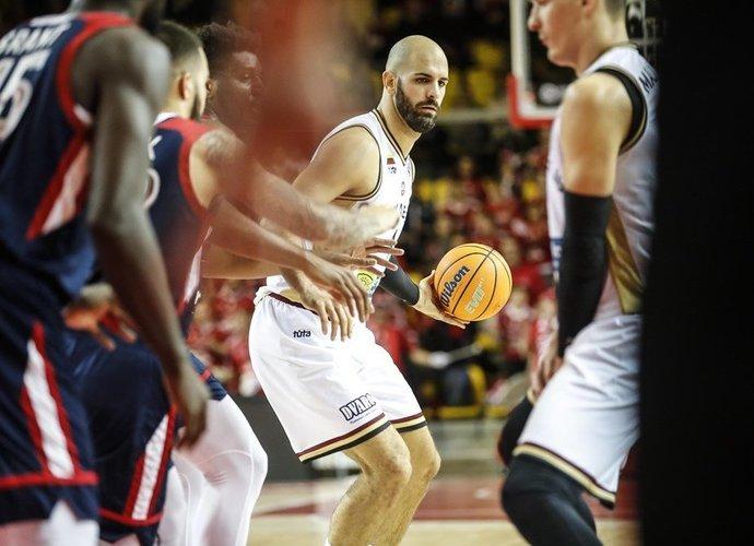Ž.Šakičius vedė komandą į pergalę (FIBA nuotr.)