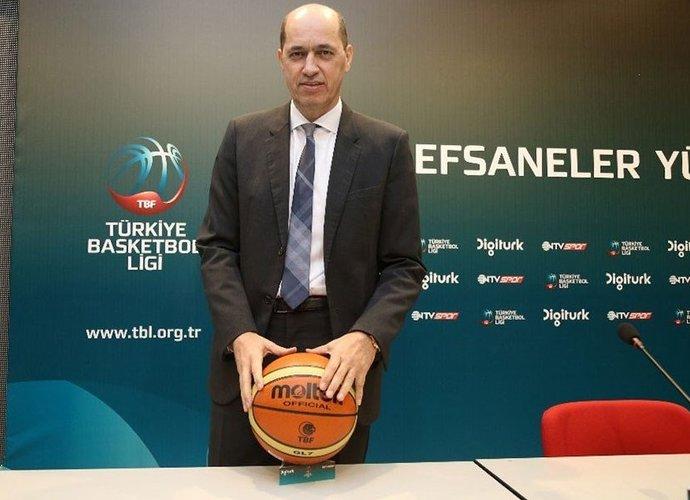 T.Demirelas toliau vadovaus organizacijai (FIBA Europe nuotr.)