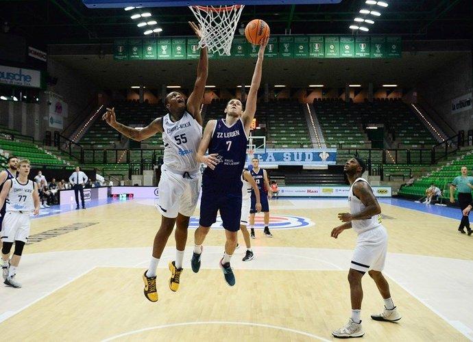 E.Tubutis iš viso pelnė 9 taškus (FIBA Europe nuotr.)