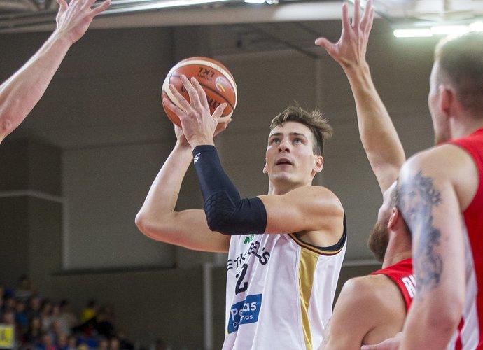 G.Maldūnas žais prieš savo buvusią komandą (BNS nuotr.)