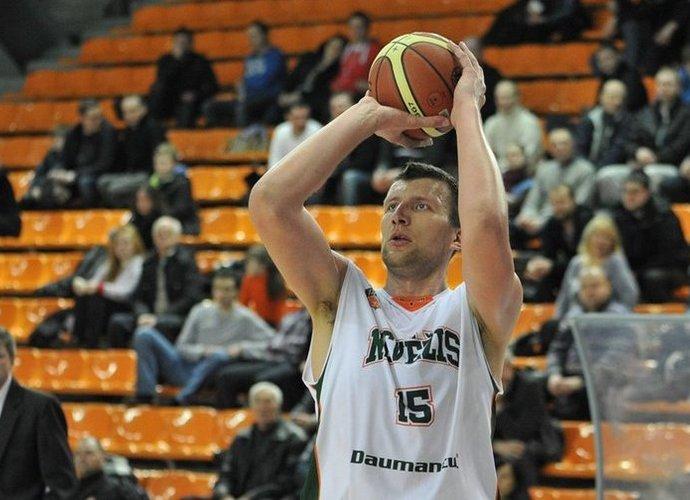 D.Šilinskis karjerą tęs Kauno klube (Fotodiena.lt)