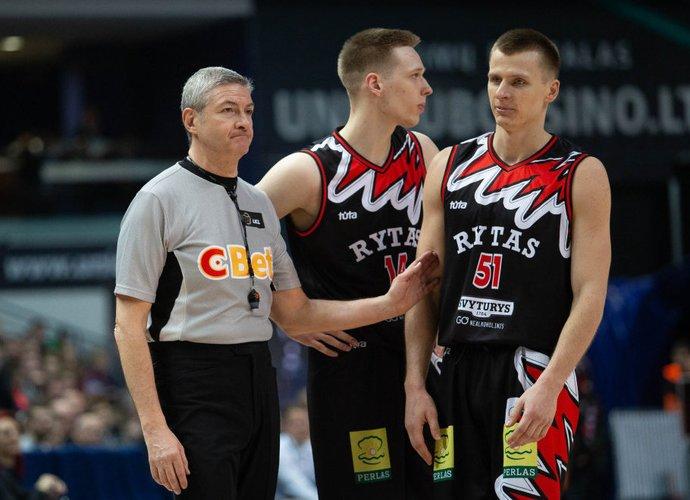 L.Lamonicos pasirodymas KMT turnyre stipriai atsirūgo Lietuvos teisėjams (BNS nuotr.)