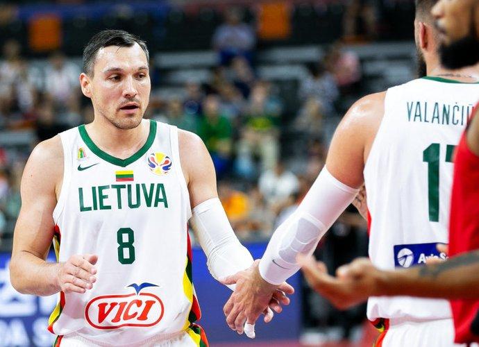 Ar J.Mačiulis kitąmet dar žais rinktinėje? (FIBA nuotr.)