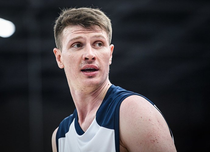 A.Voroncevičius buvo arti dvigubo dublio (FIBA Europe nuotr.)
