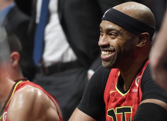 V.Carteris žais net 22-ąjį NBA sezoną (Scanpix nuotr.)