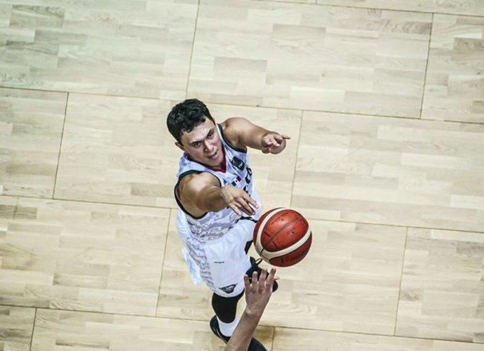 F.Cruzas rusams buvo sunkiai sustabdomas (FIBA nuotr.)