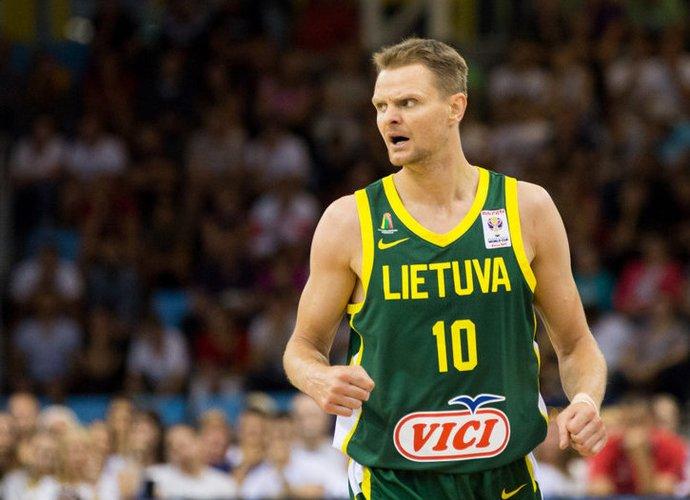 R.Seibutis debiutavo naujoje komandoje (BNS nuotr.)