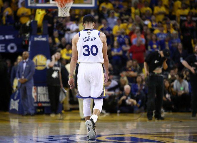 S.Curry taškų pergalei nebuvo gana (Scanpix nuotr.)