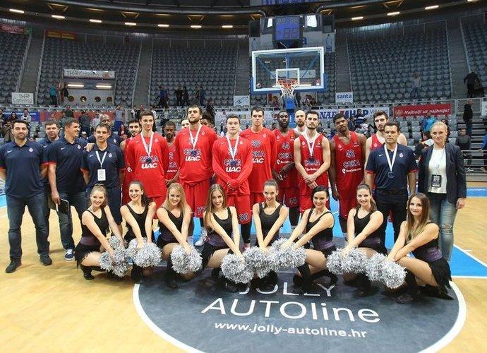 CSKA vėl pretenduos į Eurolygos čempionės titulą