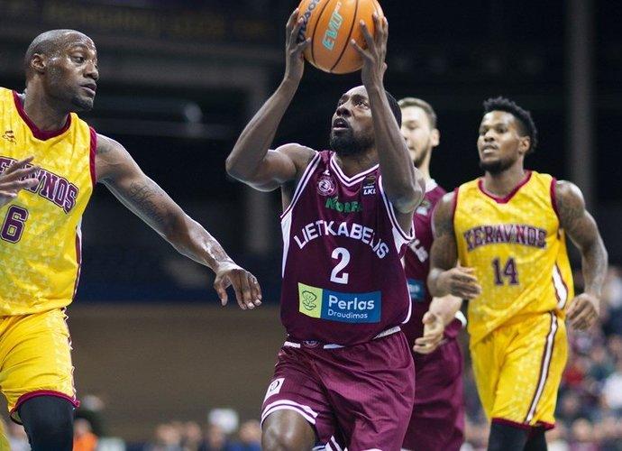 K.Brownas negailėjo Kipro klubo (FIBA nuotr.)
