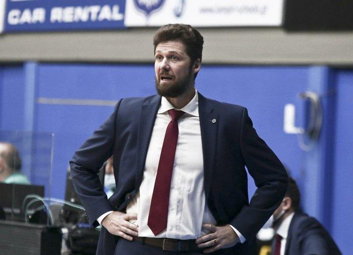 Apmaudo neslėpęs D.Kairys žvelgė į ateitį  (FIBA Europe nuotr.)