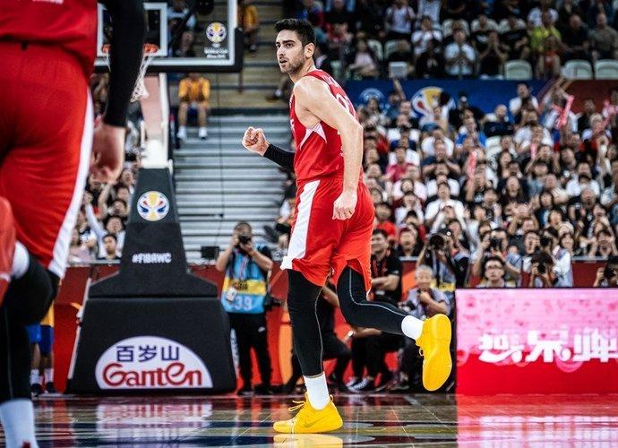 F.Korkmazas džiaugėsi vien susikurtu šansu (FIBA nuotr.)