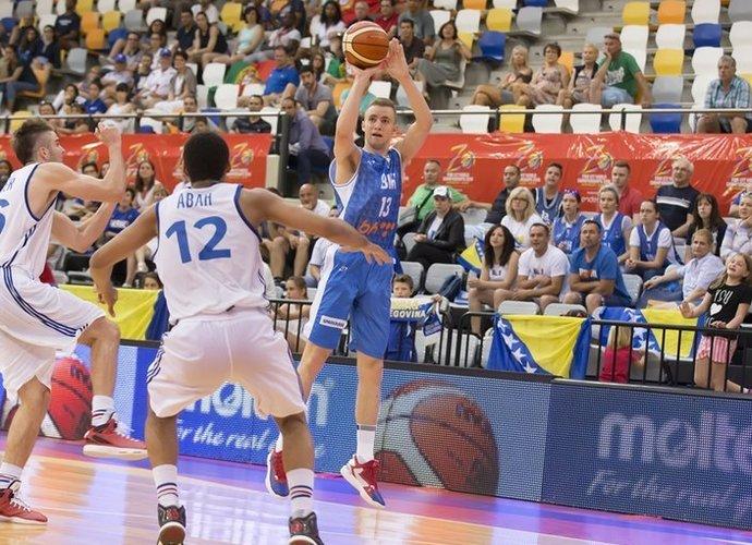 Dž.Musa žiba pasaulio čempionate (FIBA Europe nuotr.)