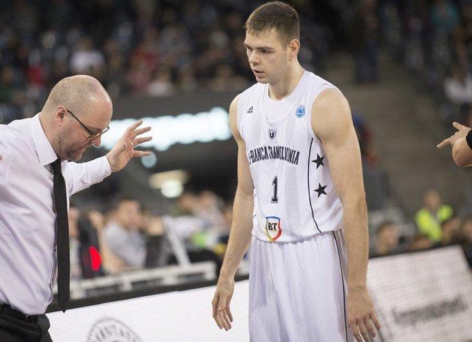 D.Tarolis įmetė 13 taškų (FIBA Europe nuotr.)