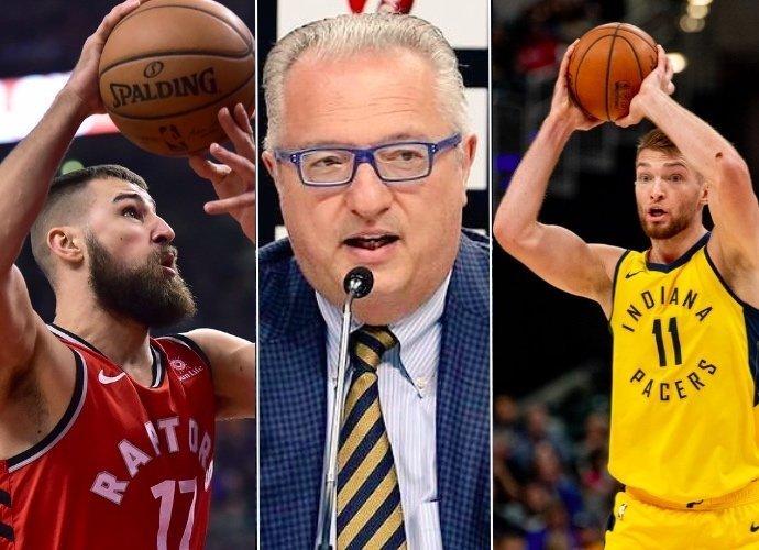 M.Gherardini įvertino lietuvius NBA (Scanpix nuotr.)