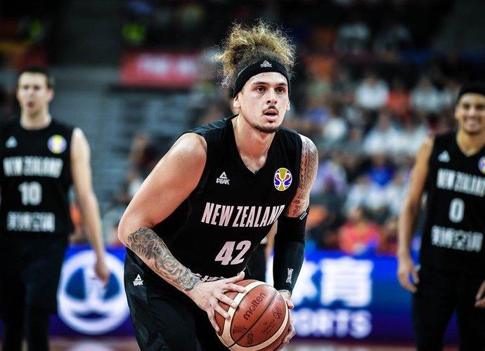 I.Fotu buvo vienas vedlių į pergalę (FIBA nuotr.)
