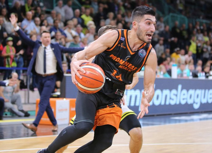 "L.Kaselakis domina ""Panathinaikos"" (Scanpix nuotr.)"