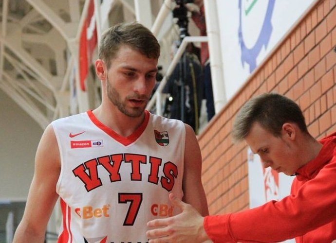 G.Radzevičius yra Šakių klubo lyderis (Klubo nuotr.)