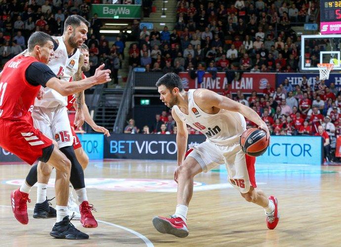 K.Papanikolaou yra vienas iš trijų OLY graikų, kurie reikalingi rinktinei (Scanpix nuotr.)
