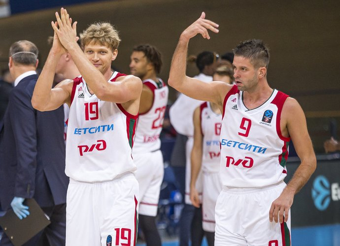 M.Kuzminskas ir M.Kalnietis gavo nemažai laiko pasireikšti (BNS nuotr.)