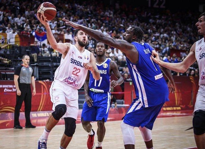 V.Micičius neteko motinos (FIBA nuotr.)