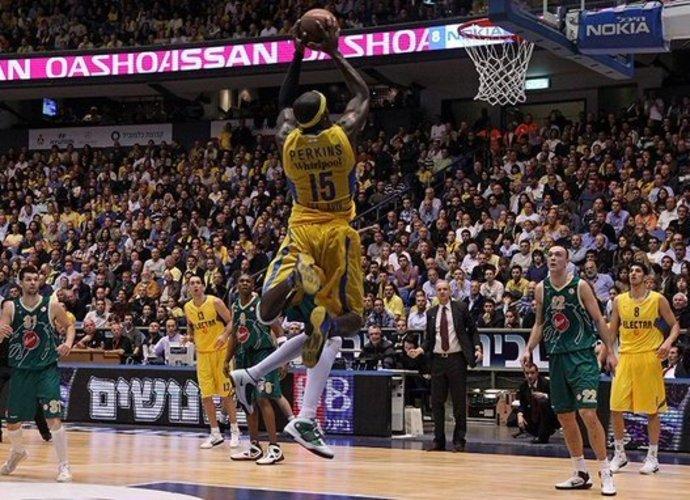 D.Perkinsas grįžta į Tel Avivą