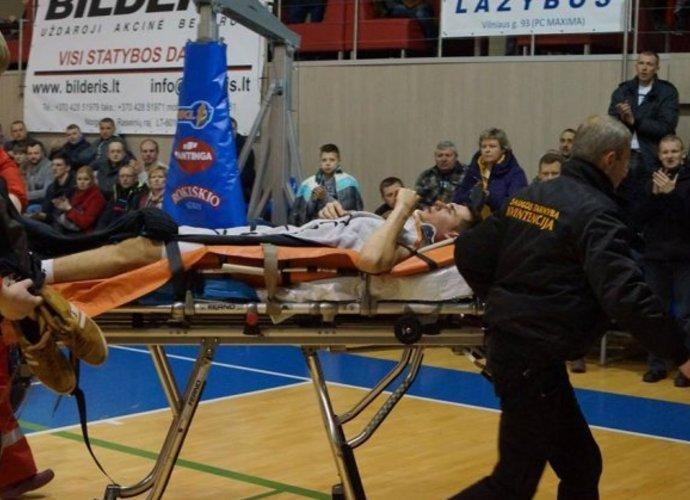 E.Mološčiakas patyrė kraupią traumą (Alio, Raseiniai)