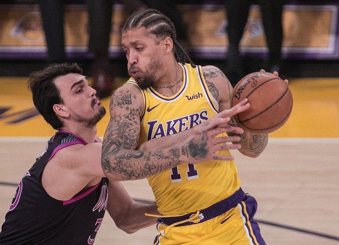 """Nets"" gretos ir toliau byra (Scanpix nuotr.)"