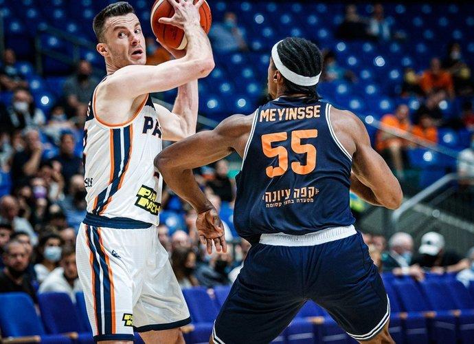 """A.Juškevičius buvo rezultatyviausias """"Parma"""" klube (FIBA Europe nuotr.)"""