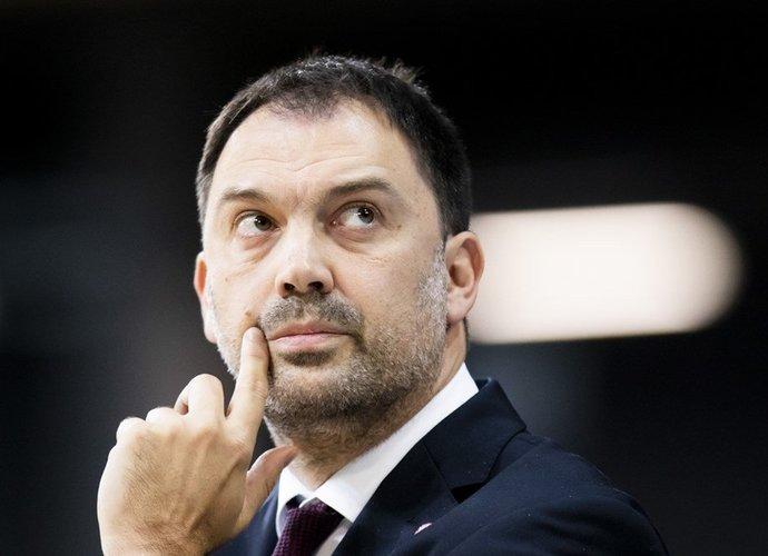 N.Čanakas liko nusivylęs rungtynėmis (FIBA nuotr.)