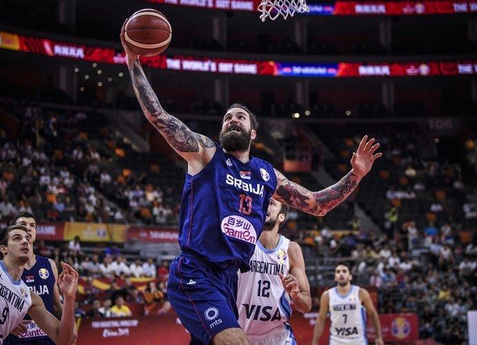 M.Raduljica šį kartą rinktinei nepadės (FIBA nuotr.)