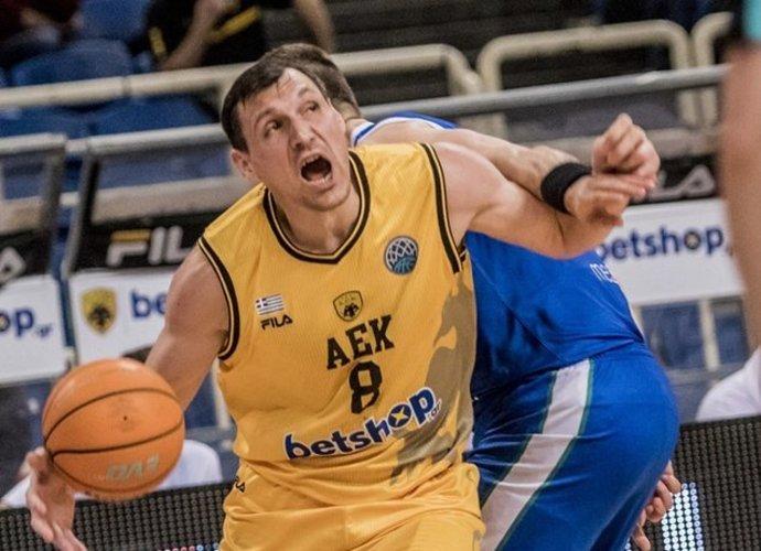 J.Mačiulis buvo komandos lyderis (FIBA Europe nuotr.)