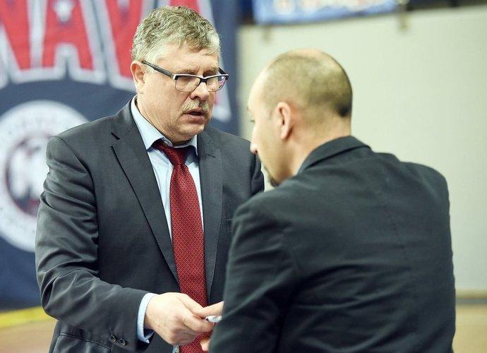 R.Grigas patenkintas komandos naujoku