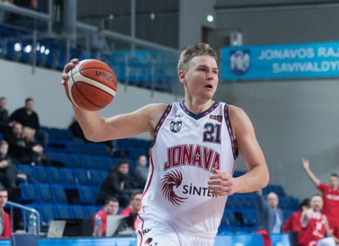 M.Linkevičius vėl žais Jonavoje (Dainius Lukšta, NKL)