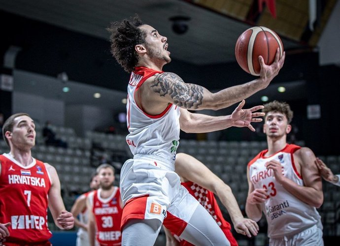 Sh.Larkinas sužaidė puikų mačą (FIBA nuotr.)
