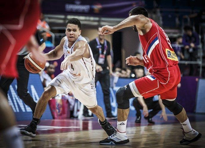 E.Lecomte nesilaikė karantino (FIBA Europe nuotr.)