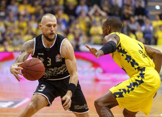 M.Mažeika žaidė 13 minučių (Scanpix nuotr.)