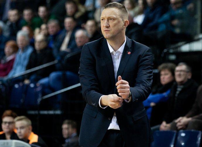 Ž.Urbonas neseniai buvo paskirtas 18-ečių treneriu (BNS nuotr.)