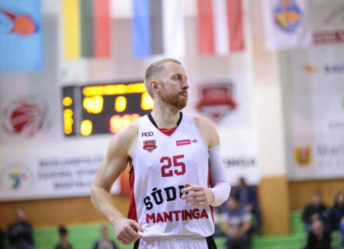 A.Kieža pelnė 16 taškų (Klubo nuotr.)