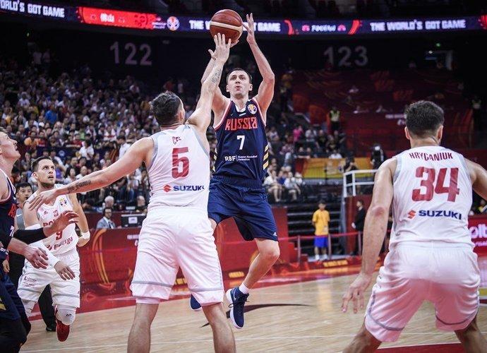 V.Fridzonas dar neketina pasitraukti (FIBA nuotr.)