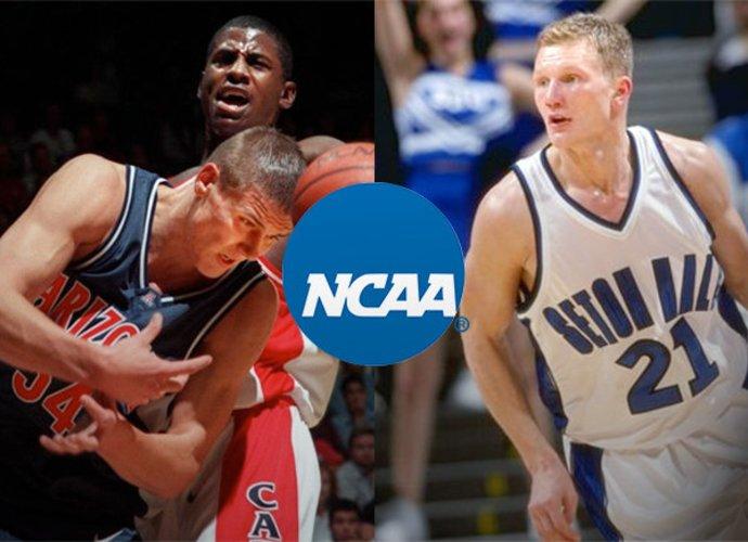 NCAA lietuviai rungtyniavo su NBA žvaigždėmis